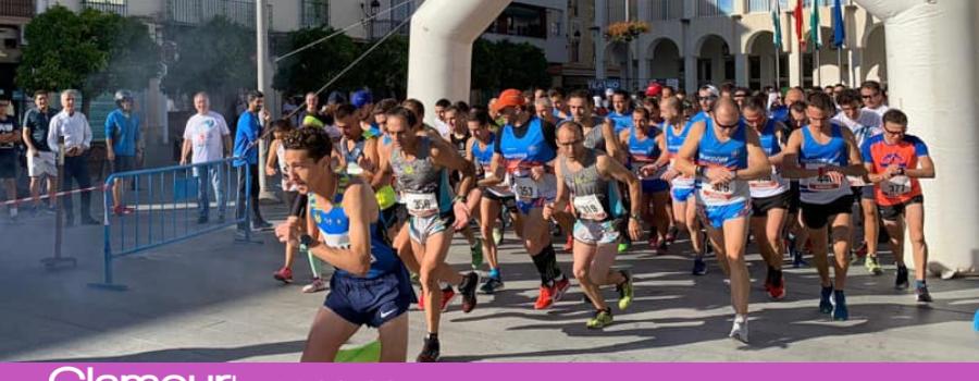 JANINE LIMA RODRÍGUEZ Y MOHAMED ER RACHIZ ganan la III Carrera de Subida al Real Santuario de Aras