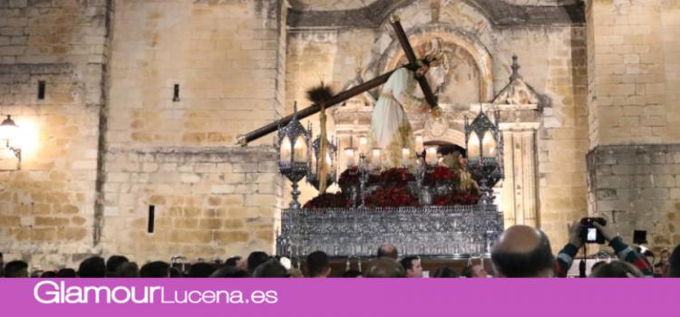Procesión Extraordinaria de Stmo. Cristo del Amor en su 50º Aniversario