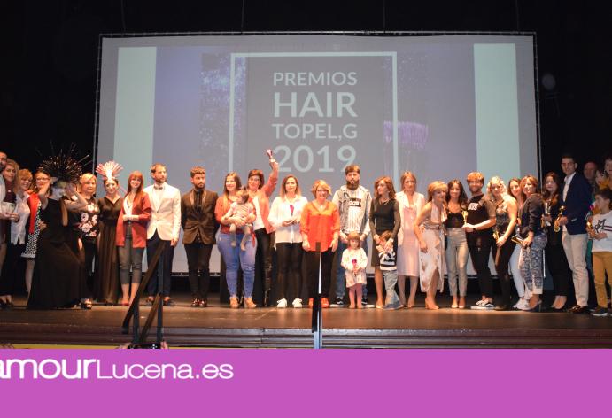 La 2ª Edición de los Premios Hair Topelg 2019 galardonan hasta 7 Talentos en Peluquería y Estética