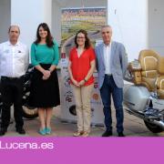 Un millar de moteros participarán en la VI Rider Andalucía de Motos de Lucena