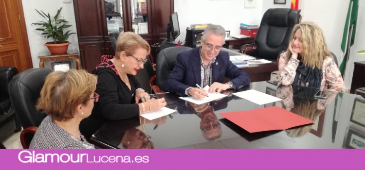 INFO: El Ayuntamiento firma la renovación del convenio con Alufi