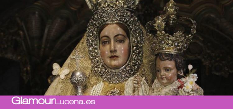 La Agrupación de Cofradías de Málaga impondrá «La Azuzena de Plata» a la Virgen de Araceli
