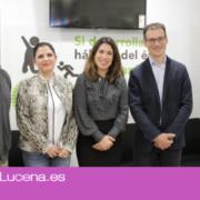 El Ayuntamiento de Lucena y EOI inauguran el quinto Espacio Coworking