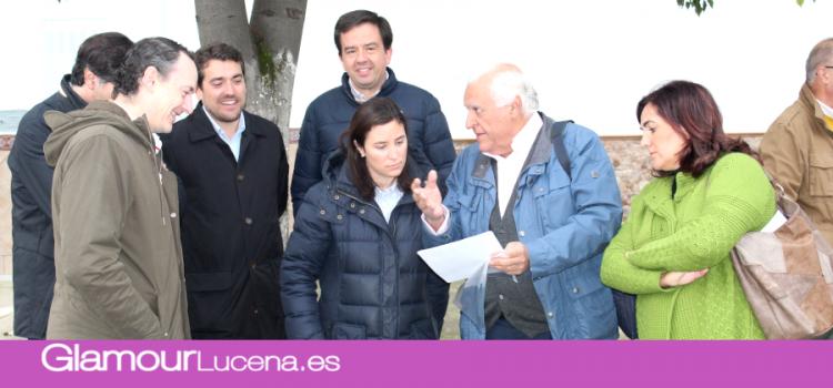 La Junta invierte 67.756 euros en la impermeabilización de 95 viviendas públicas en Lucena