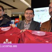 Se presenta el nuevo SPOT y el recorrido de la 7ª Edición Media Maratón Ciudad de Lucena