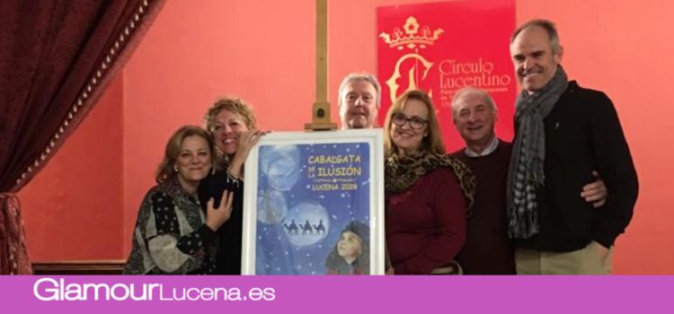 Una pintura de Pepa Arjona Ruíz se proclama como Cartel Anunciador de la Cabalgata de la Ilusión 2020