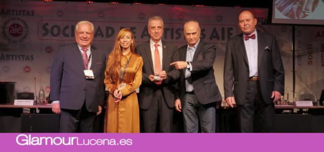 El Ayuntamiento de Lucena es galardonado por AMPE por su proyecto de Ciudad Creativa de la Música