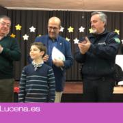 Javier González Balmont campeón andaluz del Concurso STOP ACCIDENTES de la Fundación  Mapfre