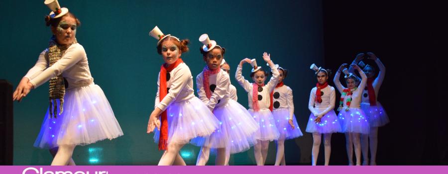 Artes Escénicas Paradise celebra con sus alumnos una gran Gala de Navidad