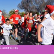 Se estrena la 1ª San Silvestre Ciudad de Lucena