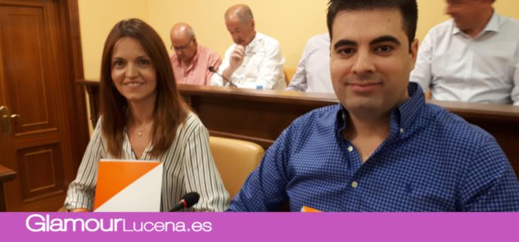Ciudadanos Lucena ha solicitado la instalación de Paneles Digitales Informativos en distintos puntos de Lucena