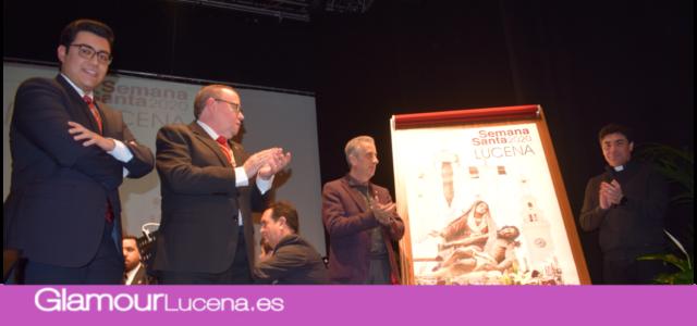 Presentado el Cartel anunciador de la Semana Santa de Lucena 2020