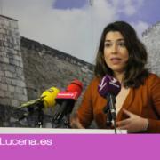 La Delegación para el empleo y desarrollo presenta sus líneas de apoyo al sector productivo de Lucena
