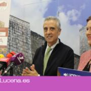 La accesibilidad en Lucena, punto clave en la propuesta turística de Fitur 2.020