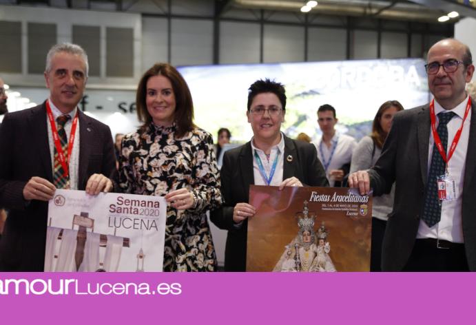 El turismo de tradiciones protagoniza la primera jornada de Lucena en Fitur