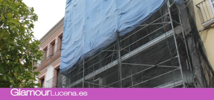 Urbanismo elevó en un 30% las licencias de obras mayor autorizadas en Lucena a lo largo del último año