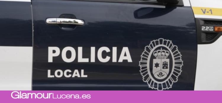 La Policía Local detiene al autor de un robo con fuerza en un bar céntrico de Lucena