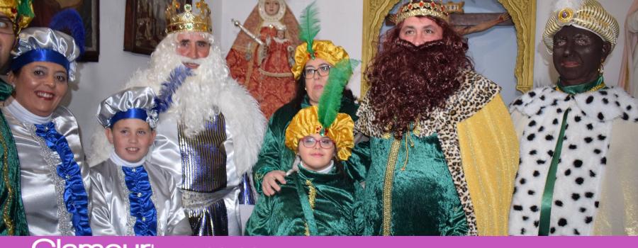 Cabalgata de Reyes Magos del Cristo Marroquí 2020
