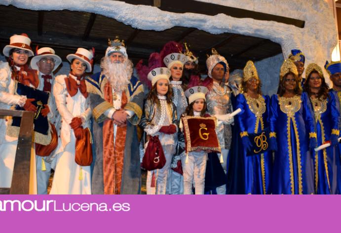 La Cabalgata de la Ilusión recorre Lucena con sus 22 carrozas y más de 2.500 figurantes (2º Galeria)