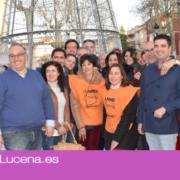 Se reparten 5.000 porciones del Roscón de Reyes Gigante de Lucena