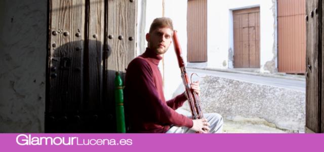 Entrevistamos al «Niño Rubén» , joven músico lucentino que protagoniza el documental «El Nacimiento del Fagot Flamenco»