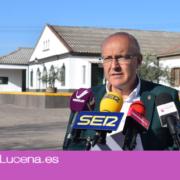 El Ayuntamiento de Lucena amplía en un 20% el presupuesto para conservación de caminos rurales