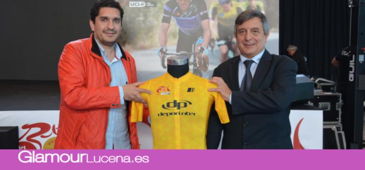 Lucena  estará presente en la Vuelta Ciclista a Andalucía en 2020 y 2021