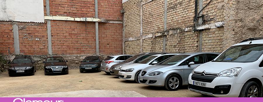 Controversia por la puesta en marcha de la zona de parking en la Calle Jaime