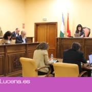 El Pleno aprueba una moción sobre viviendas ocupadas y el Manifiesto del 8M