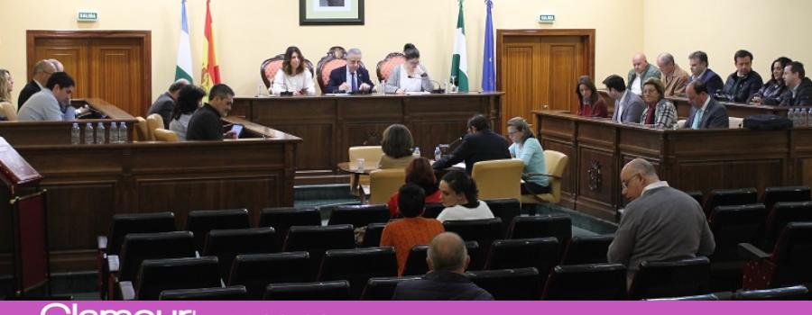 El pleno aprueba destinar los Planes Provinciales al Oeste 1