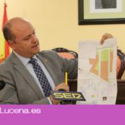 El PERI Ronda de la Fuensanta junto a la avenida de la Infancia ampliará en más de 14.000 m2 el suelo urbano de Lucena