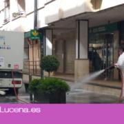 Ayuntamiento y Epremasa mantienen con normalidad el servicio de recogida de basuras e implementan la limpieza viaria