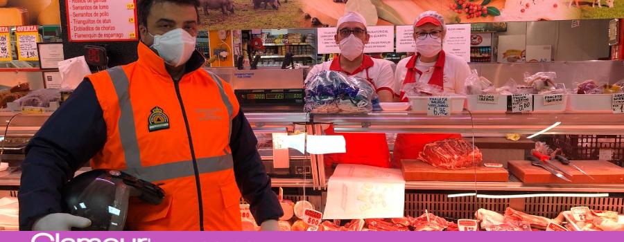 Completado el reparto de las primeras 12.000 mascarillas de tela confeccionada por costureras voluntarias
