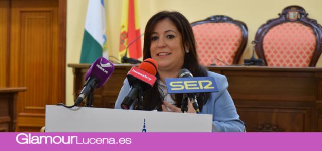 Lourdes Parra presentada como nuevo miembro de la Corporación Municipal