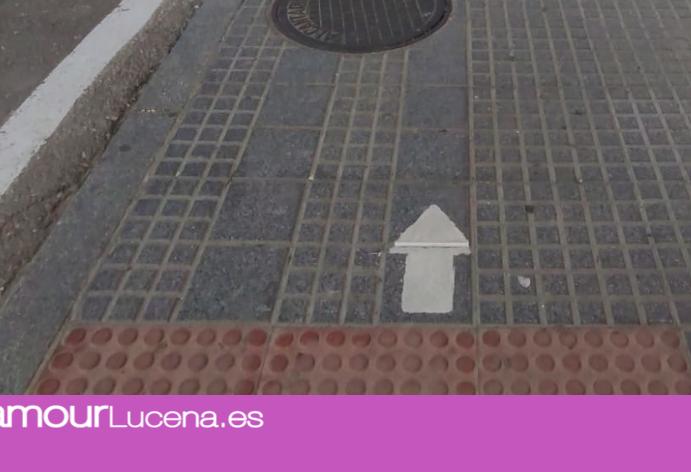 El Ayuntamiento recomienda a los peatones pasear por la derecha