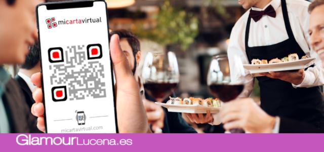 """Un grupo de empresas lucentinas lanzan la web """"micartavirtual"""" para colaborar en la reapertura de bares y restaurantes"""