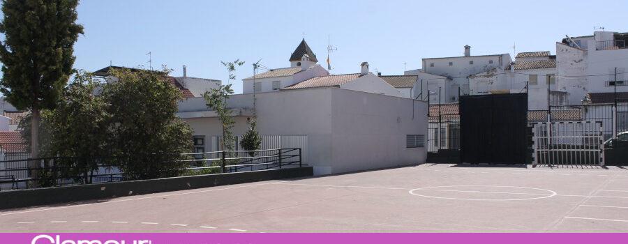Adjudicadas las obras de las pistas cubiertas de los colegios San José de Calasanz y Antonio Machado