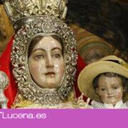 La Virgen de Araceli vuelve al Real Santuario de Aras