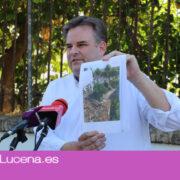 Los populares de Lucena exigen al Ayuntamiento el adecentamiento de las Bodegas Víbora