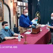 La Cofradía del Cristo del Silencio anuncia la reelección de D. Fco Molero González como Hermano Mayor