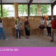 La Visita a la Basílica de Coracho abre una serie de experiencias turísticas teatralizadas en Lucena