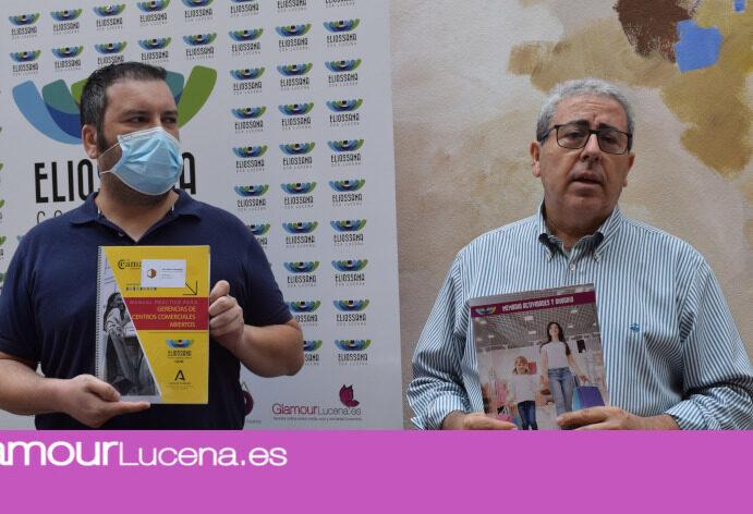 CCA Eliossana presenta nuevas ideas para dinamizar el comercio local junto con su anuario de actividades