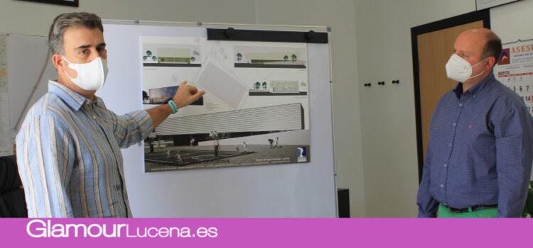 La pista cubierta del CEIP Antonio Machado compatibilizará el uso docente y público