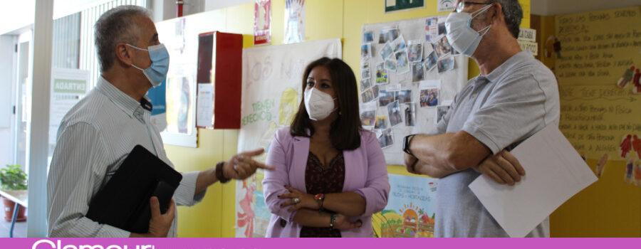 Unos 4.400 escolares comienzan hoy la Vuelta al Cole en Lucena