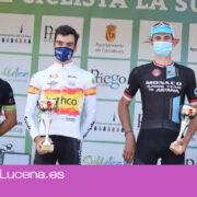Imágenes de la I Challenge de ciclismo de la Subbética con llegada a meta en Lucena