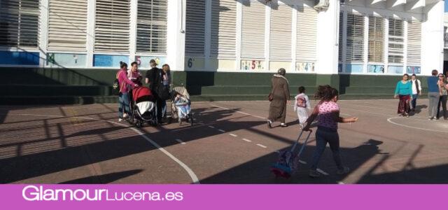 El Ayuntamiento de Lucena adjudica las obras de la pista cubierta del CEIP San José de Calasanz
