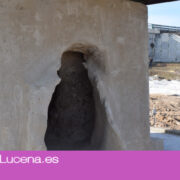 Las Obras del Alfar Romano de Lucena pendientes de una notificación de la Junta para su reanudación