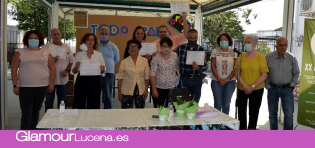 Asociación el Sauce celebra los actos por el Día Mundial de la Salud Mental
