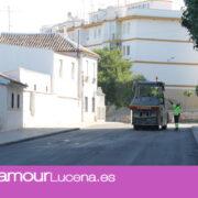 El Ayuntamiento de Lucena licita el Plan Asfalto 2020 en 123.630 euros