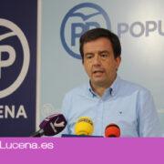 El Partido Popular señala que el Ayuntamiento apenas a ejecutado un 17% de las inversiones previstas para este año
